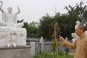 Chùa Vĩnh Thanh, Hà Nội: 16 pho tượng La Hán bị phá hoại
