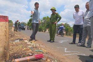 Chồng đánh chết vợ rồi dựng hiện trường giả vụ tai nạn giao thông