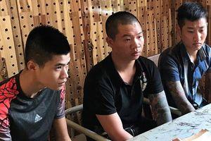Bắt 3 thanh niên từ Hà Nội vào Đắk Nông cho vay nặng lãi