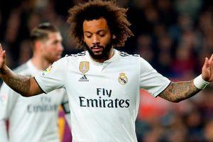 Tới lúc Zidane không cần bảo vệ Marcelo tuyệt đối nữa