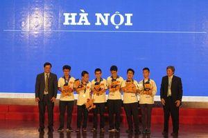 Hà Nội giành giải Nhất phần đồng đội kỳ thi HOMC 2019