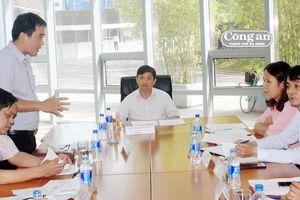 Đối thoại giải quyết khiếu nại với các hộ dân xã Hòa Liên (H. Hòa Vang)