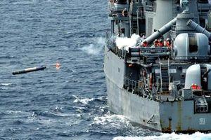 Vui mừng: Tàu chiến Việt Nam đã có ngư lôi chuẩn Mỹ