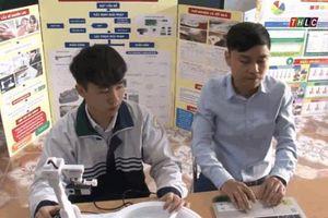 Dự án của học sinh Lào Cai được chọn tham dự Intel ISEF 2019