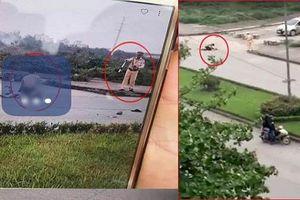 Tạm dừng phân công nhiệm vụ đối với Trung tá CSGT đứng nhìn cô gái bị sát hại ở Ninh Bình