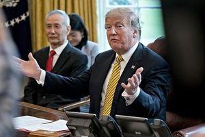 Tổng thống Trump ra hạn chót về đàm phán thương mại Mỹ-Trung