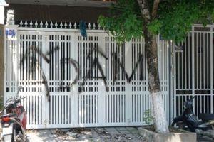 Chủ tịch Đà Nẵng chỉ đạo xử lý vụ vẽ bậy, bôi bẩn nhà ông Nguyễn Hữu Linh