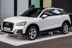 Bảng giá xe Audi mới nhất tháng 4/2019: Mẫu xe sang Audi Q2 có giá 1,61 tỷ đồng tại thị trường Việt Nam
