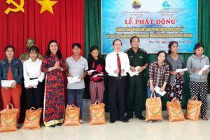 Phú Yên: Phát động chương trình 'Đồng hành cùng phụ nữ khu vực biên giới biển'