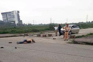 CSGT 'đứng nhìn' thanh niên đâm chết bạn gái ở Ninh Bình là ai?