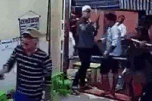 Người phụ nữ thuê côn đồ đến nhà nam thanh niên đánh 'dằn mặt'