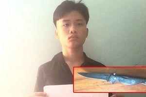 Người nhắc nhở vượt đèn đỏ bị thiếu niên 16 tuổi đâm đã tử vong