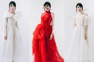 Phương My là NTK Việt duy nhất tham gia tuần lễ thời trang cưới ở Mỹ