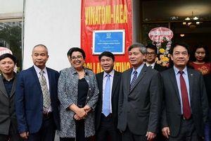Khánh thành Trung tâm Hợp tác IAEA-VINATOM về nước và môi trường