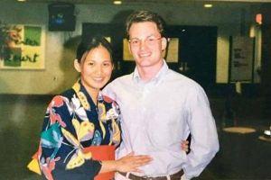Vợ mới cùng chồng cũ Hồng Nhung đã yêu nhau 20 năm trước