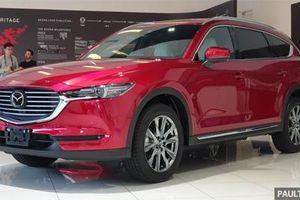 Mazda CX-8 2019 có thể về Việt Nam có gì đặc biệt?