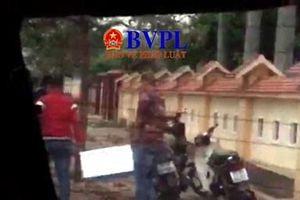 Vụ cướp hồ sơ dự thầu ở Quảng Bình: Chính thức hủy và đấu thầu lại qua mạng