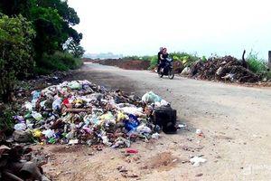 Nhếch nhác trên tuyến đê biển gần 100 tỷ đồng ở Nghệ An