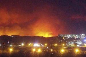 Hơn 16.000 binh sỹ được huy động hỗ trợ dập lửa ở Hàn Quốc
