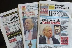 Algeria sa thải Giám đốc cơ quan tình báo Athmane Tartag