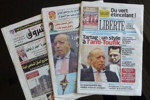 Giám đốc cơ quan tình báo Algeria bị cách chức