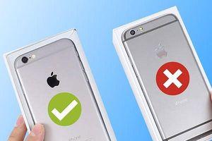 Trình độ làm giả iPhone của Trung Quốc đã lên đến mức thượng thừa như thế nào mà nhân viên kỹ thuật của hãng cũng không phát hiện ra?
