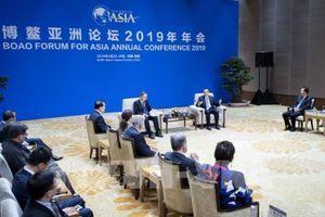 Diễn đàn châu Á Bác Ngao thúc đẩy nhất thể hóa kinh tế khu vực