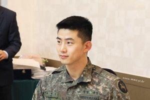 Quân nhân gương mẫu: Yoon Doo Joon lên chức sớm hơn 3 tháng, Ok Taecyeon nhận giải thưởng