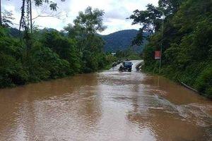 Nghệ An: Chỉ đạo xử lý việc thủy điện Chi Khê gây ngập QL7