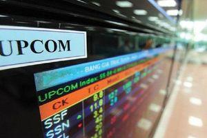 HNX công bố 'danh sách đen' cổ phiếu cảnh báo