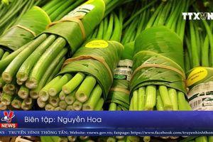 Báo chí nước ngoài đưa tin về 'bao bì lá chuối' của Việt Nam