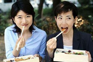 Học cách ăn uống của người Nhật để trị bệnh đau dạ dày