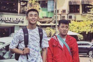 Bộ ảnh du lịch Sài Gòn gây 'sốt' trên MXH, biểu cảm đối lập của 2 nhân vật chính mới gây thích thú
