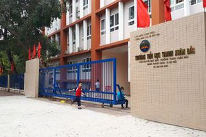 Hà Nội: Nhiều học sinh Trường tiểu học Thanh Xuân Bắc đau bụng sau bữa ăn trưa tại trường