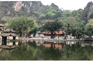 Diện mạo mới của chùa Thầy trước ngày khai hội