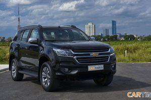Giá xe Chevrolet mới nhất tháng 4/2019