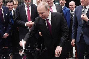Hành động thể hiện sự quan tâm đặc biệt của ông Putin dành cho ngành công nghiệp ô tô