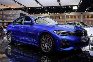 BMW 3-Series 2019 giá 2,1 tỷ tại Thái, sắp về Việt Nam