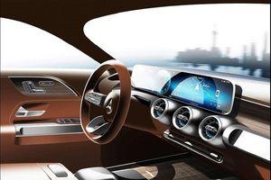 Mercedes GLB - 'em trai' GLC giá chỉ 850 triệu sắp ra mắt