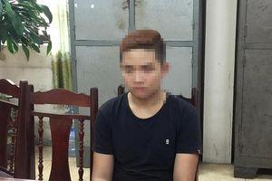 Thiếu niên cậy phá cửa, trộm hàng trăm triệu đồng ở Hưng Yên