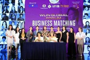 Diễn đàn Nữ lãnh đạo quốc tế - WLIN Global Forum 2019