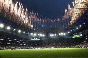 Rực rỡ lễ khai trương sân vận động mới của Tottenham