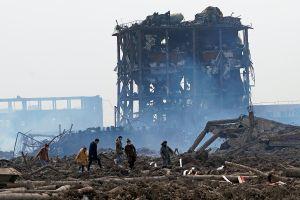 Trung Quốc đóng cửa nhà máy hóa chất sau vụ nổ chết 78 người