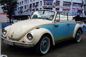 Chiêm ngưỡng dàn xe cổ cực hiếm tại Ngày hội xe cổ Sài Gòn lần 2