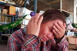 Đâm chết người vì nhắc vượt đèn đỏ: Những giọt nước mắt