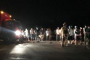Đà Nẵng: 4 ngày, 4 người chết vì tai nạn liên quan đến xe tải