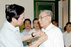 Đồng Sỹ Nguyên - Vị tướng gắn bó với đường Trường Sơn huyền thoại