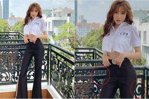 Elly Trần khoe 'body bốc lửa' nhưng bị CĐM soi ra điều kỳ lạ này