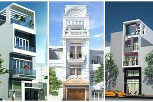 Top 10 mẫu nhà phố 4x8m được ưa chuộng nhất 2019