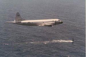 'Sát thủ săn ngầm' P-3 Orion từng bị bắn rơi ở Việt Nam?